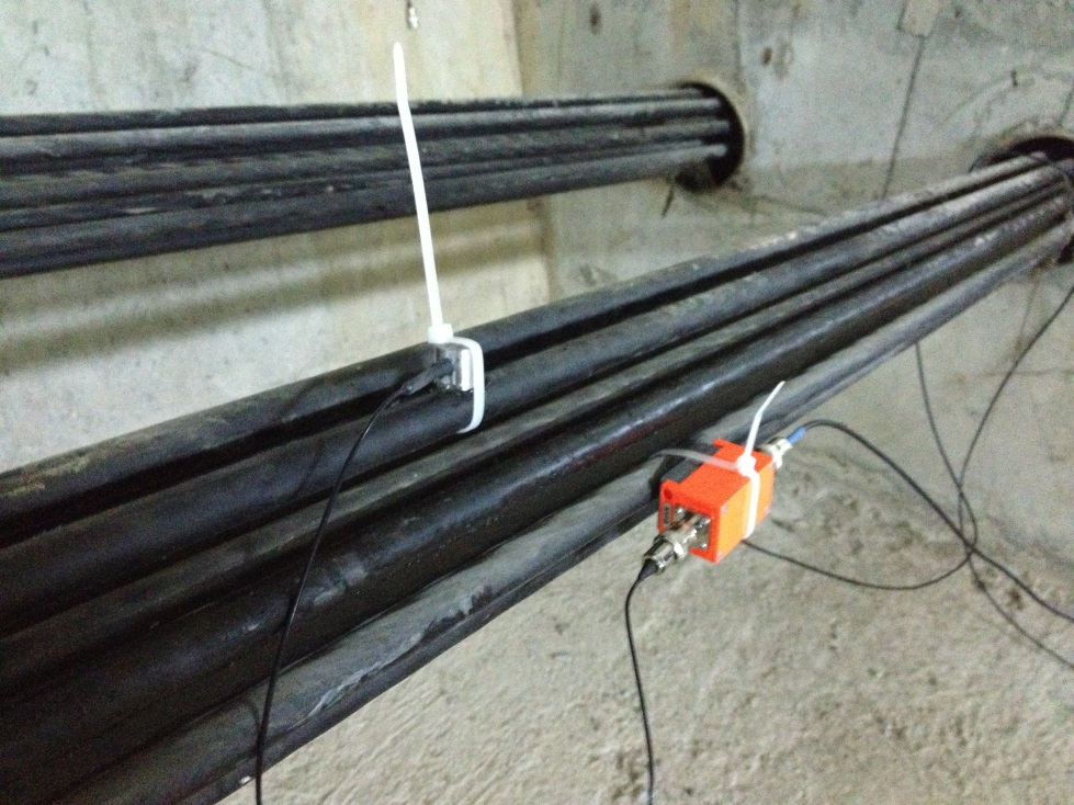 acoustic emission inspection of corrosion in bridge cables - 1